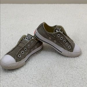 Converse Kids Chuck Taylor All Star Slip Ox Shoes